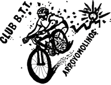 Logo Club BTT Arroyomolinos
