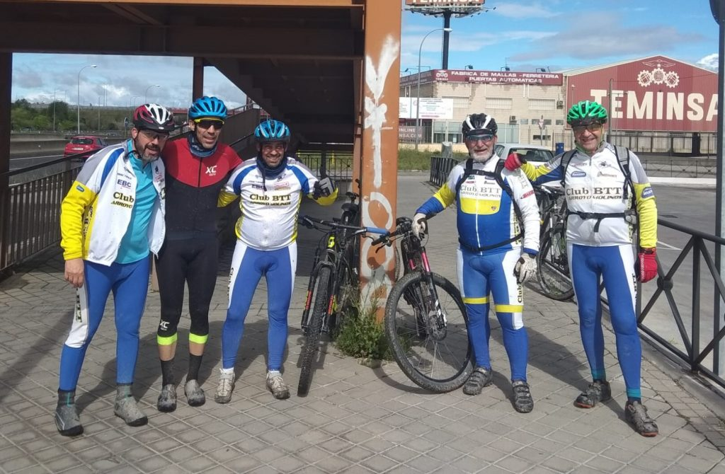 Club BTT Arroyomolinos